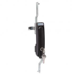 Замок ручка Euro Locks H829 для металлических шкафов