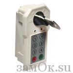 Электронные замки Электронный замок кодовый для металлических шкафов 095 (артикул 0098) цена в розницу 1000 ру замок.su (изображение №1)