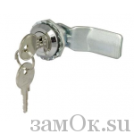 Щитовые замки Замок MS-705 с Евро-ключом, изогнутый ригель (артикул 0079) цена в розницу 100 ру замок.su (изображение №1)