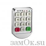 Кодовые замки Замок электронный PW-012 P (артикул 0413) цена в розницу 1590 ру замок.su (изображение №1)