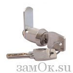 Замки Euro Locks Замок мебельный 0956 (артикул 0956537/20672) цена в розницу 813 ру замок.su (изображение №1)