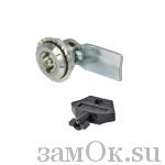 Щитовые замки Замок MS-705-1 ключ пластиковый (артикул 0471) цена в розницу 93 ру замок.su (изображение №1)