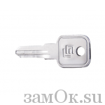 Ключи Заготовка для ключа BG (артикул 0296) цена в розницу 15 ру замок.su (изображение №1)