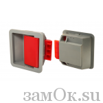 Фурнитура Ручка ШП 73х84 (артикул 0267) цена в розницу 65 ру замок.su (изображение №1)