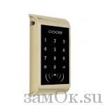 Электронные замки Электронный кодовый замок KM-905 (артикул 0412) цена в розницу 3560 ру замок.su (изображение №1)