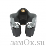 Фурнитура Зажим роликовый для инструмента ДТ-01 (артикул 0826) цена в розницу 70 ру замок.su (изображение №1)