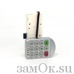 Электронные замки Замок электронный PW-012 M (артикул 0414) цена в розницу 1553 ру замок.su (изображение №1)