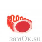 Электронные замки Ключ для электронного замка красный (артикул 0423К) цена в розницу 149 ру замок.su (изображение №1)