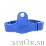 Электронные замки Брелок-ключ для электронного замка синий (артикул 0800С) цена в розницу 149 ру замок.su (изображение №1)
