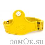 Электронные замки Брелок-ключ для электронного замка желтый (артикул 0800Ж) цена в розницу 149 ру замок.su (изображение №1)