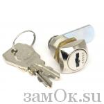 Почтовые замки Замок мебельный кулачковый 0801 Euro Locks (артикул 0801537/21737) цена в розницу 345 ру замок.su (изображение №1)