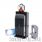 Электронные замки Замок мебельный, электронный TAB IС-008 ключ синий. (артикул 0450 С) цена в розницу 1691 ру замок.su (изображение №1)