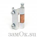 Петли Петля потайная MG05.2.1.V2.2 (артикул 0543) цена в розницу 77 ру замок.su (изображение №1)