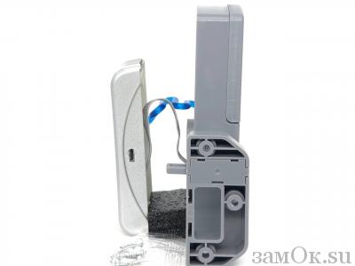 Электронные замки Замок мебельный, электронный TAB ID-001 ключ синий. (артикул 0430 С) цена в розницу 1150 ру замок.su (изображение №10)