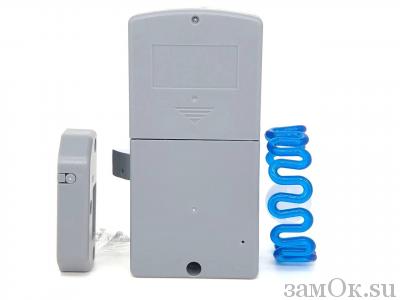 Электронные замки Замок мебельный, электронный TAB ID-001 ключ синий. (артикул 0430 С) цена в розницу 1150 ру замок.su (изображение №9)