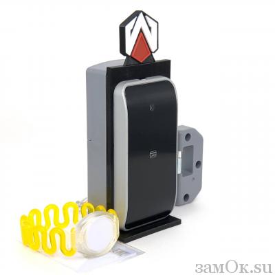 Электронные замки Замок мебельный, электронный TAB ID-003 ключ желтый (артикул 0432 Ж) цена в розницу 1381 ру замок.su (изображение №3)