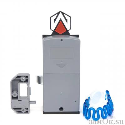 Электронные замки Замок мебельный, электронный TAB IС-008 ключ синий. (артикул 0450 С) цена в розницу 1691 ру замок.su (изображение №5)