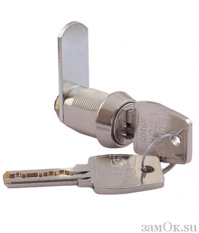 Замки Euro Locks Замок с повышенной секретностью Euro Locks 0956 кулачковый 180° (артикул 0956537/20672) цена в розницу 1013 ру замок.su (изображение №2)
