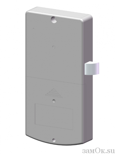 Электронные замки Замок мебельный, электронный TAB IС-008 ключ желтый (артикул 0450 Ж) цена в розницу 1631 ру замок.su (изображение №2)
