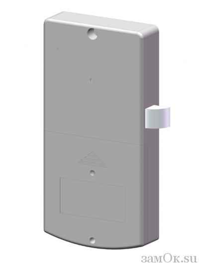 Электронные замки Замок мебельный, электронный TAB ID-003 ключ синий (артикул 0432 C) цена в розницу 1364 ру замок.su (изображение №2)